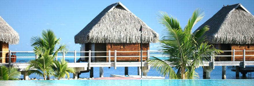 hébergement pour un vacancier